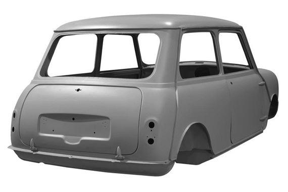 Bodyshell Classic Mini Mk1 HMP441050 Genuine British Motor Heritage