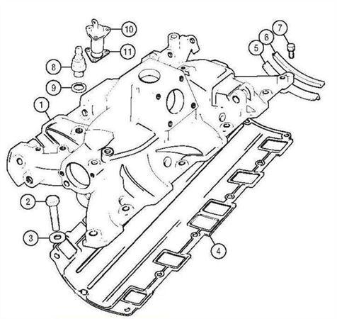 Rover V8 Inlet Manifold
