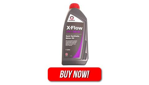 Comma X-Flow Type F Semi Synthetic 5W30 Oil - 1 Litre
