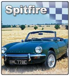 triumph spitfire vehicle information. Black Bedroom Furniture Sets. Home Design Ideas