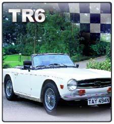 triumph tr6 vehicle information. Black Bedroom Furniture Sets. Home Design Ideas