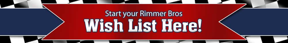 Rimmer Wings Wish List!