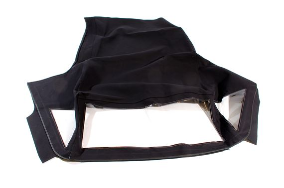 Hood Cover - Black Double Duck - Herald & Vitesse - 705737DUCK