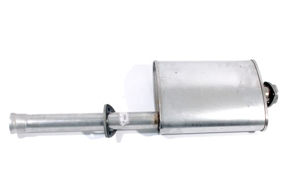 Centre Silencer - NTC4614P - Aftermarket