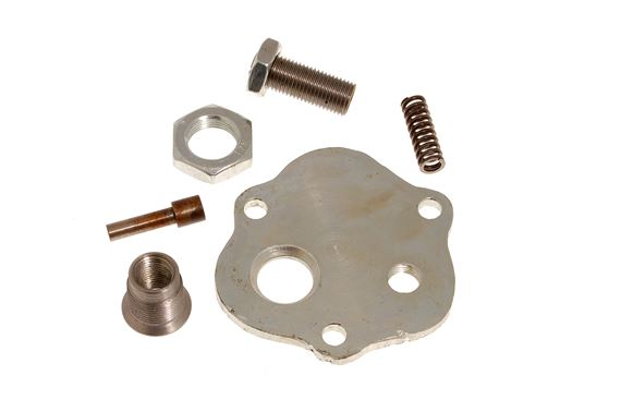 Steering Box Cover Plate Kit - LHD - 501591K