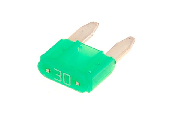 Mini Fuse - Green - 30 Amp - LR003743 - Genuine