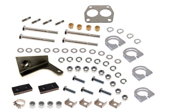 Exhaust Fitting Kit - Comprehensive - RF4042K