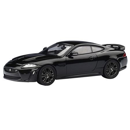 Jaguar XKR-S Die Cast Scale Model 1:43 - Ultimate Black