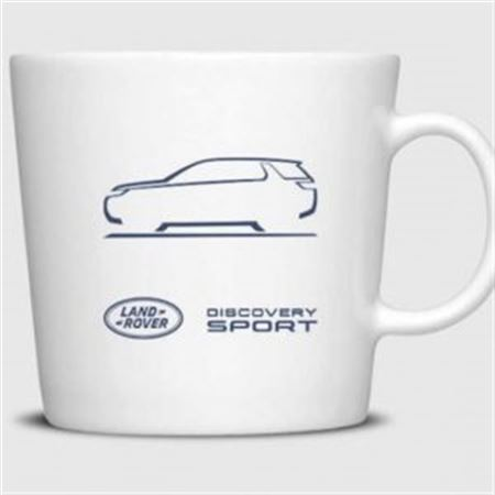 Land Rover Bone China Mug - Discovery Sport - Genuine Land Rover