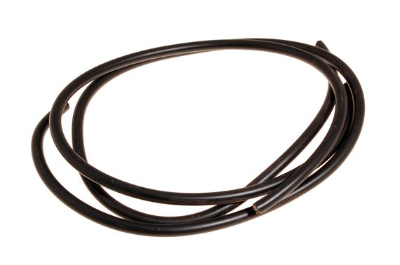 High Tension Cable - Copper - Black PVC with Stripe - AAA5981M