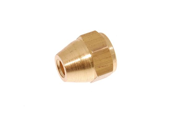 Triumph Pipes and Fittings - Female Pipe Nuts - Brass