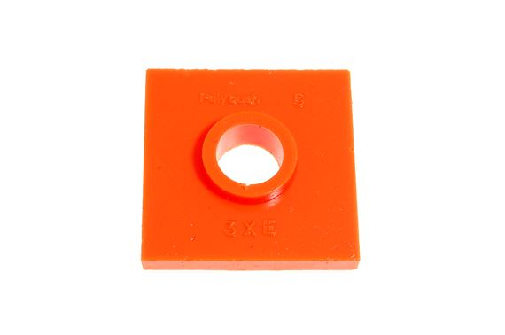 Polybush Pad - Front Crossmember Mounting - Lipped - AHH6205PBO