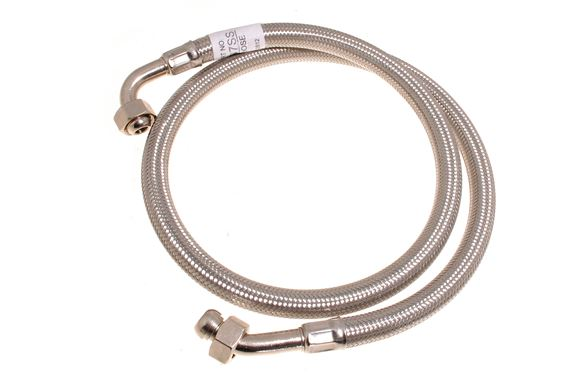 Oil Cooler Hose - Stainless Steel - AHH8537SS
