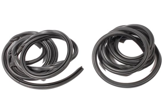Door Aperture Seal Pair - ALR16145BLACK - Aftermarket
