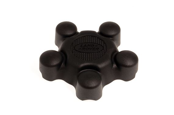 Centre Cap for Steel Wheels - Black Plastic - ANR3976 - Genuine