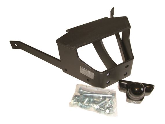 Tow Bar including electrics (height adjustable) - ANR6643BP - Aftermarket