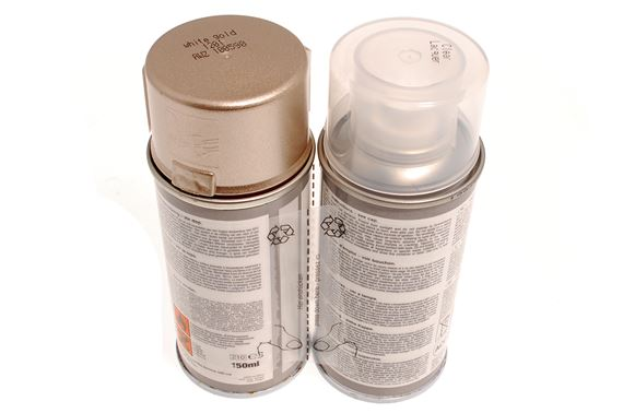 Paint-aerosol spray - White Gold 2, GMN - AWZ100590 - Genuine MG Rover