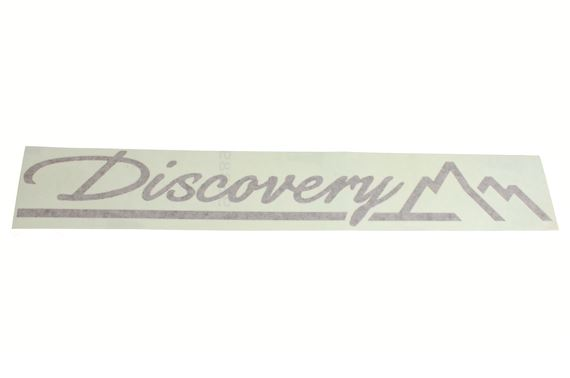 Discovery 1 Wing Transfer - Nimbus Grey RH up to 1994 - Genuine Land Rover