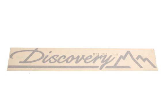 Discovery 1 Wing Transfer - Silver RH up to 1994 - Genuine Land Rover