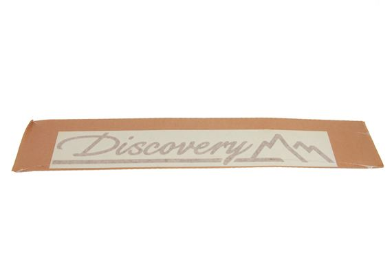 Discovery 1 Wing Transfer - Nimbus Grey LH up to 1994 - Genuine Land Rover