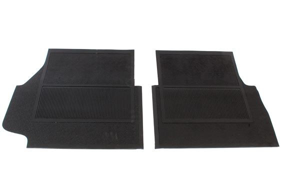Rubber Mats Front (pair) - BTR78978BP - Aftermarket