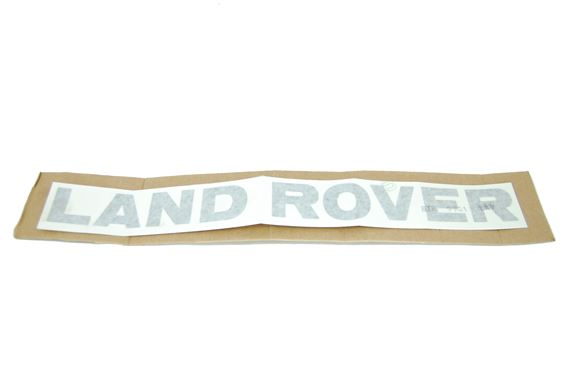 Transfer - Land Rover - Genuine Land Rover
