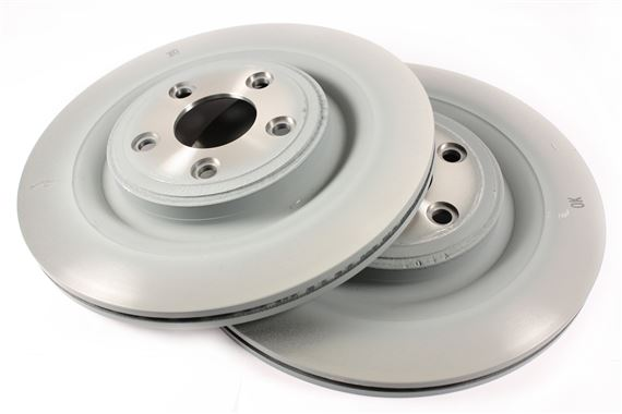 Jaguar XF Rear Brake Discs
