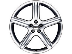 Alloy Wheel - Single - Callisto Polished Finish - 20 x 9 - C2C29632 - Genuine Jaguar