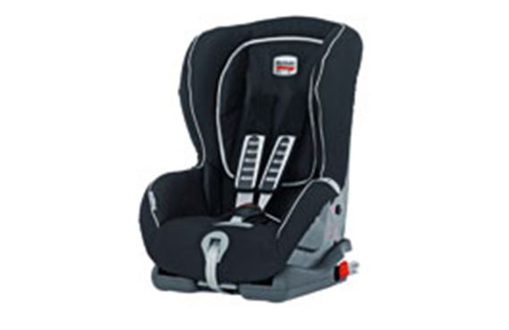 Child Seat - Group I (9-18kg) - C2C35104 - Genuine Jaguar