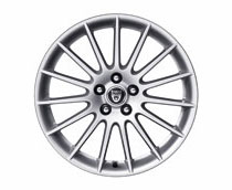 Alloy Wheel - Single - Tucana - 18 x 8 - C2C35455 - Genuine Jaguar