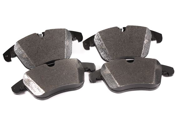 Jaguar XF Front Brake Pads at www.rimmerbros.co.uk
