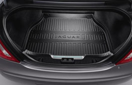 Luggage Compartment Liner - C2D15159 - Genuine Jaguar