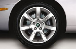 Front Alloy Wheel - Single - Centaur - 18 x 8 - C2N2888 - Genuine Jaguar