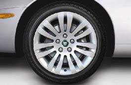 Rear Alloy Wheel - Single - Aris - 18 x 9 - C2N3016 - Genuine Jaguar