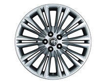 Rear Alloy Wheel - Single - Caravela 19 x 9.5 - C2P12614 - Genuine Jaguar