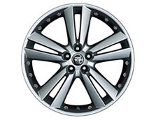 Front Alloy Wheel - Single - Kalimnos 20 x 8.5 - C2P12615 - Genuine Jaguar