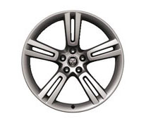 Rear Alloy Wheel - Single - Jupiter 19 x 9.5 - C2P1912 - Genuine Jaguar