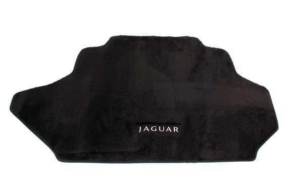 Luggage Compartment Premium Carpet Mat - Convertible - C2P22022 - Genuine Jaguar