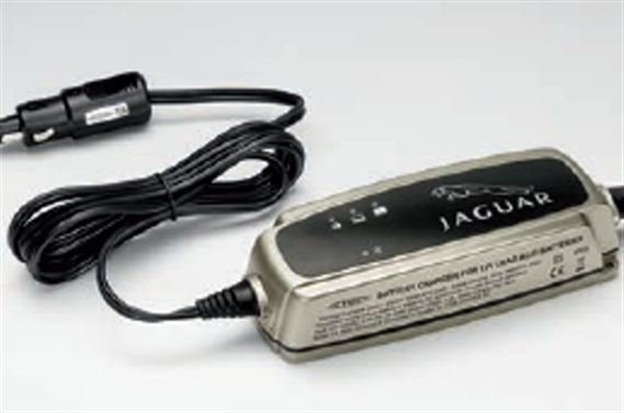 Battery Conditioner/Charger - US Only - C2P25122 - Genuine Jaguar