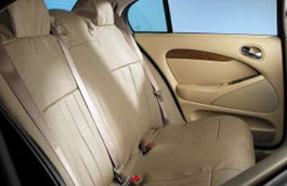 Protective Seat Covers - Front - C2S14545 - Genuine Jaguar