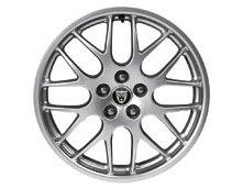 Alloy Wheel - Single - Valencia - 18 x 7.5 - C2S38959 - Genuine Jaguar
