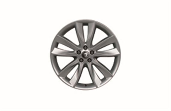 Alloy Wheel - Single - Hydra 20 inch - C2Z17050 - Genuine Jaguar