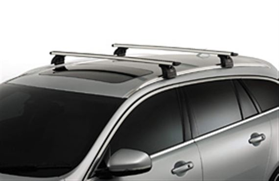 Roof Cross Bars - C2Z22041 - Genuine Jaguar