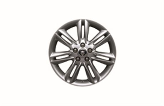 Alloy Wheel - Single - Ursa 17 inch - C2Z23516 - Genuine Jaguar