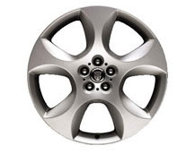 Front Alloy Wheel - Single - Volans 20 inch - C2Z2652 - Genuine Jaguar