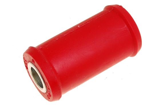 Polybush Performance Red Rear Spring Bush - C8939APBR