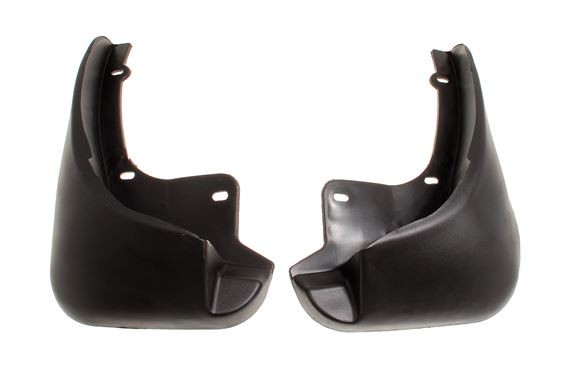 Mudflaps-kit front - Black, pair - CAS100270PMA - Genuine MG Rover