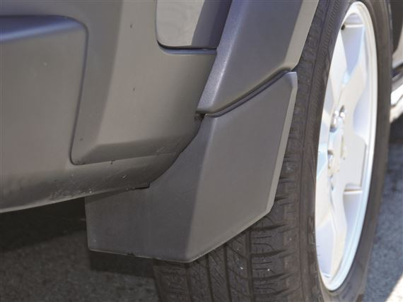 Discovery 4 Mudflaps