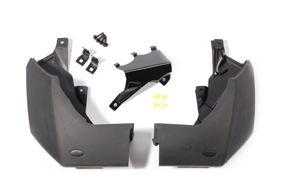 Rear Mudflaps (pair) - CAT500010PCLP - Aftermarket