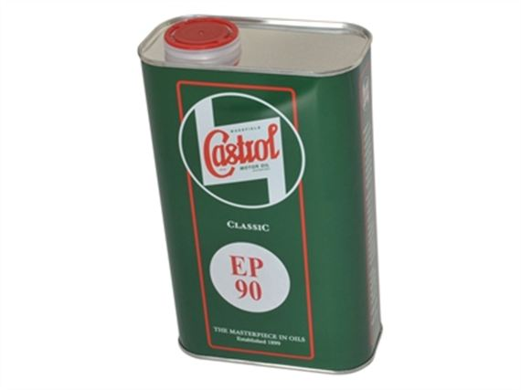 Castrol Classic Gearbox Oil 1Ltr EP90 - RX1792
